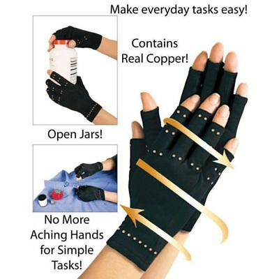 Arthritis Gloves Full Finger Compression Pain Relief Infrared