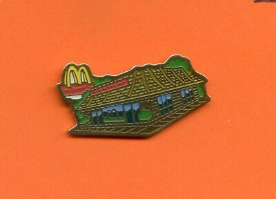 Pins  Mc Donald's   France    H475