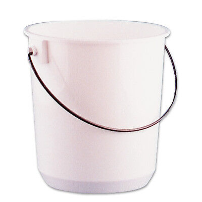 "14 Qt. Nalgene Chemical Bucket - 13"" H x 11-5/8"" Dia."