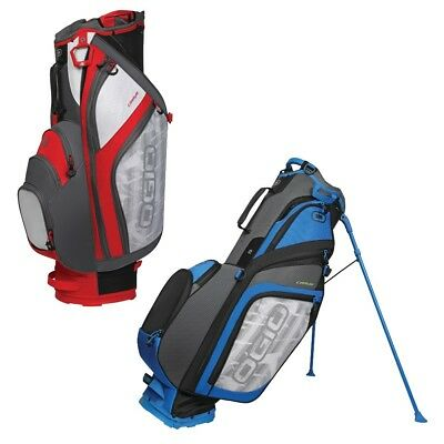 NEW Ogio Golf 2018 Cirrus Bag - You Pick Cart or Stand and Color!!
