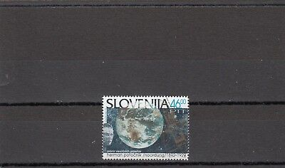 Slovenia - Sg176 Mnh 1992 View Of Earth From Space