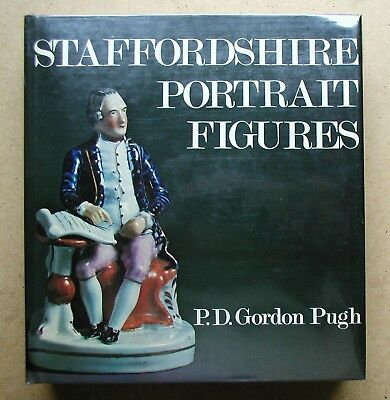Staffordshire Portrait Figures and Allied Subjects of the Victorian Era. HB DJ