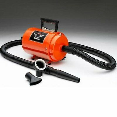 Metro Vac Air Force Commander Variable Control Dog Grooming Dryer Aftd-3V