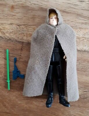 Luke Skywalker (Jedi), Star Wars, Classic, 1983, Vintage