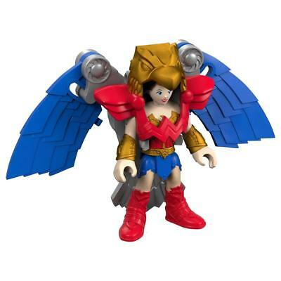 NEW Imaginext Wonder Woman w/Flight Suit Fisher-Price DC Super Friends Figures
