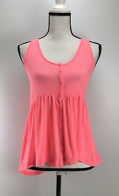 cf7f134c239 Abound Tank Top Junior Size Sleeveless Scoop Neck Peplum Hi-Lo Babydoll