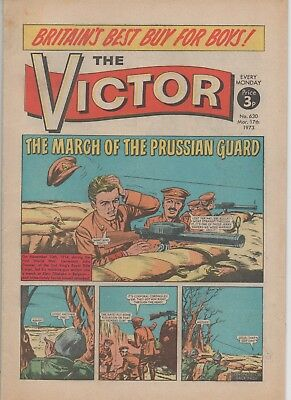 The Victor 630 Very Fine 17Th March 1793 Dc Thomson Uk Comic