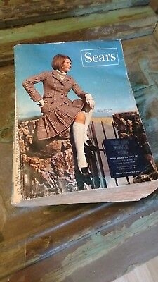 1967 SEARS Fall and Winter Catalog, 1,685 Pages