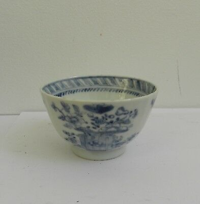 Antique small Chinese Blue & White Cup a/f