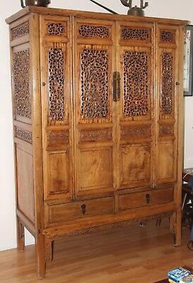 Chinese Storage Chest, Mid 19th Century (c. 1850) -  Inv# M2QF204