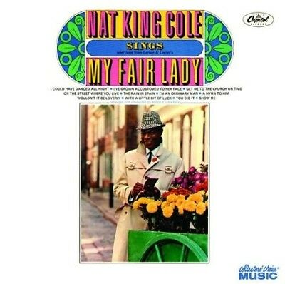Nat King Cole Sings My Fair Lady by Nat King Cole (CD, Feb-2008, Collectors'...