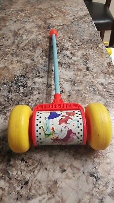 Fisher-Price Classic Push-noise-thingy.