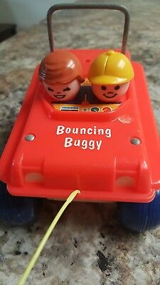 Fisher price bouncing buggy
