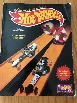 Tomart's Price Guide to Hot Wheels  1997 - Revised and Updated 2nd Edition SC