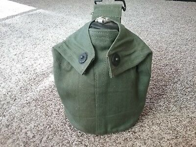 Original British P44 Pattern 1944 canteen and cover - hard to find!