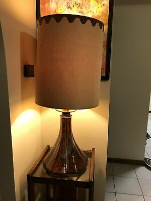 Shoholm Pottery Lamp Large