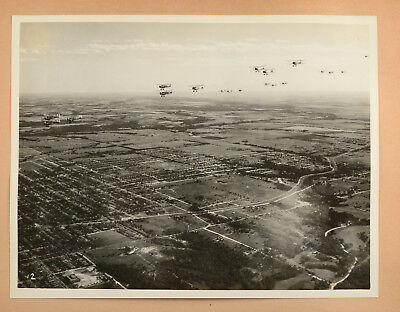 Lot of US Army Air Corps Photos Texas 1931 Collection 37 Photograghs San Antonio