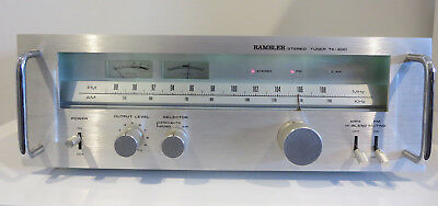 Rambler TK - 60 Solid State Stereo FM-AM Tuner