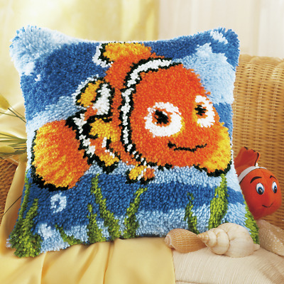 Disney's Finding Nemo 'Nemo' Latch Hook Kit