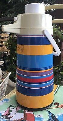 Vintage AIR POT Pressure Powered BEVERAGE DISPENSER-Vintage Caravan Display