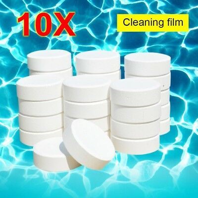 1/5/10X 20g Multifunction CHLORINE TABLETS 5 IN 1 SWIMMING POOL HOT TUB SPA