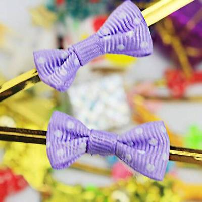 Approx.20pcs Bowknot Gift Wrapping Twist Ties for Party Bakery Cookie Candy Bags