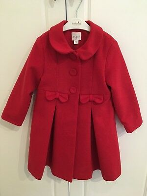 Origami Girls Size 3 Coat. Pre owned. EUC