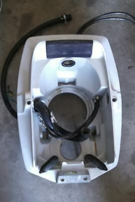 Volvo Penta Dp-C Dp-D  Sp-C Transom 854620 shield Fresh Water low hour original