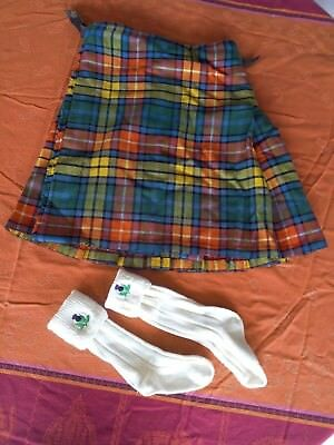 KILT - young girl or boy 8 / 9 years