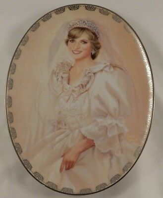 Bradford Exchange Diana Queen of Our Hearts Series The Peoples Princess