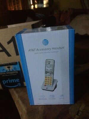 AT&T EL50003 Accessory Handset for EL52103, EL52203, EL52253,EL52303, EL52353,