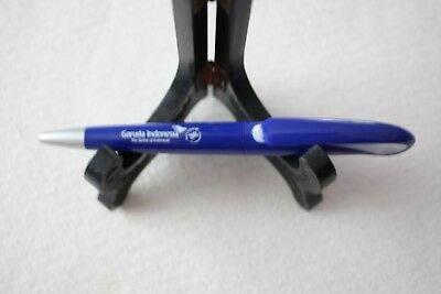 Ball Pen Kugelschreiber Garuda Indonesia Blue