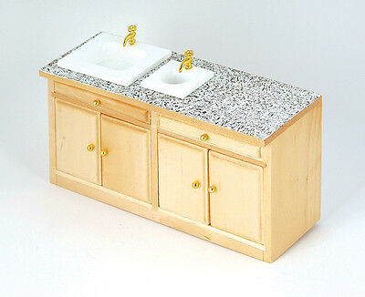 Dolls House Miniature 1/12th Scale Kitchen Unit's - Make Your Own Kitchen to Fit