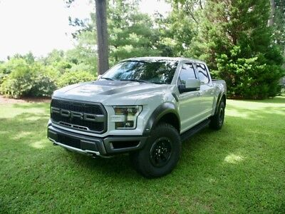 2017 Ford F-150 Raptor 2017 Ford F150 Raptor - Private Seller - Avalanche Gray