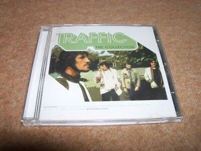 Cd Album - Traffic - The Collection (2001)