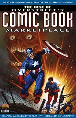 NEW The Best of Overstreet's Comic Book Marketplace by Robert M. Overstreet