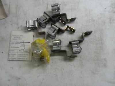 (G1-6)  1 New Square D 9999-Sj2 Disconnect Switch Fuse Clip 600Vac 30A Nema