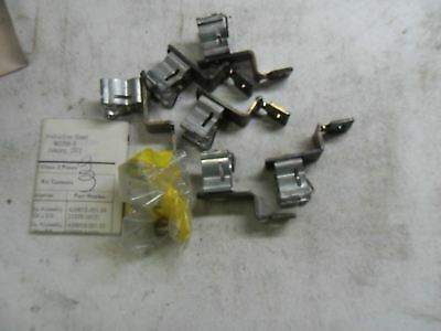 (G1-6) 1 Square D 9999-Sj2 Disconnect Switch Fuse Clip 600Vac 30A Nema