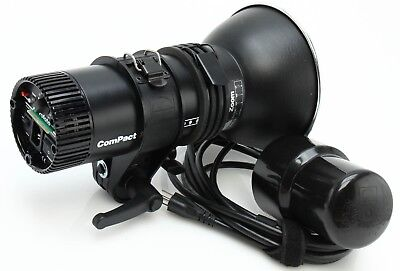 Profoto Compact 300, Reflector, Power & PC Cable, Bulb Cap  372616