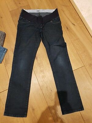 Mamas and Papas Maternity Jeans 10R