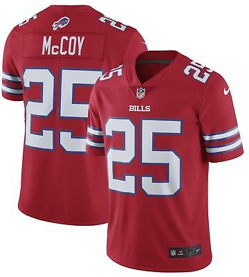 buy popular a463e 1320b NIKE LESEAN MCCOY Color Rush limited Red on field Edition ...