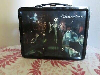 Nightmare Before Christmas Lunchbox-No Thermos