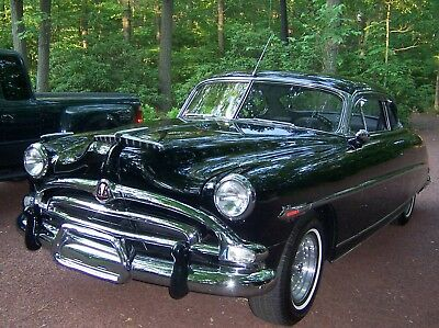 1953 Hudson Hornet TwinH Coupe 1953 Hudson Hornet TwinH Club Coupe