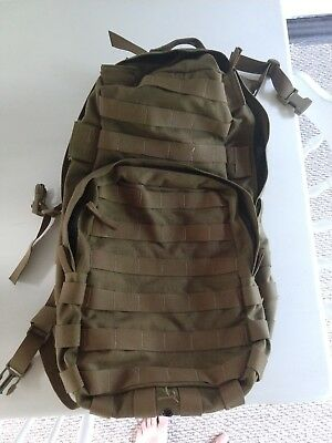 AITES hydration/Radio Assault Pack, Coyote Brown