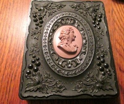 Beautiful 1/4 Plate Ambrotype in Cameo Union Case!