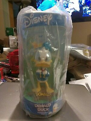 "Bobble Dobbles Disney DONALD DUCK BOBBLEHEAD DOLL Toy Figure 7"" New in Package"