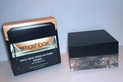 Smashbox Photo Finish Foundation Primer Radiance with Hyaluronic Acid - NIB