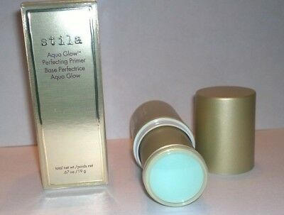 Stila Aqua Glow Perfecting Primer - Full Size .67 oz - New in Box