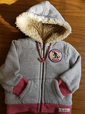 Country Road Jacket baby boys size 6-12months