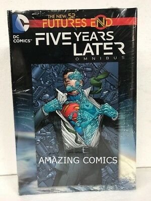 DC FUTURES END FIVE YEARS LATER OMNIBUS Hardcover HC - NEW SEALED MSRP $100